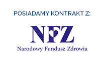 Posiadamy kontrakt z NFZ